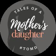 TOMD - Logo Grey